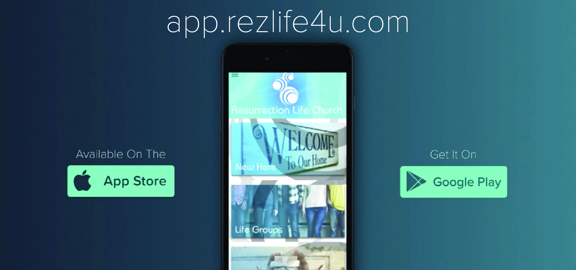 Rezlife Church App