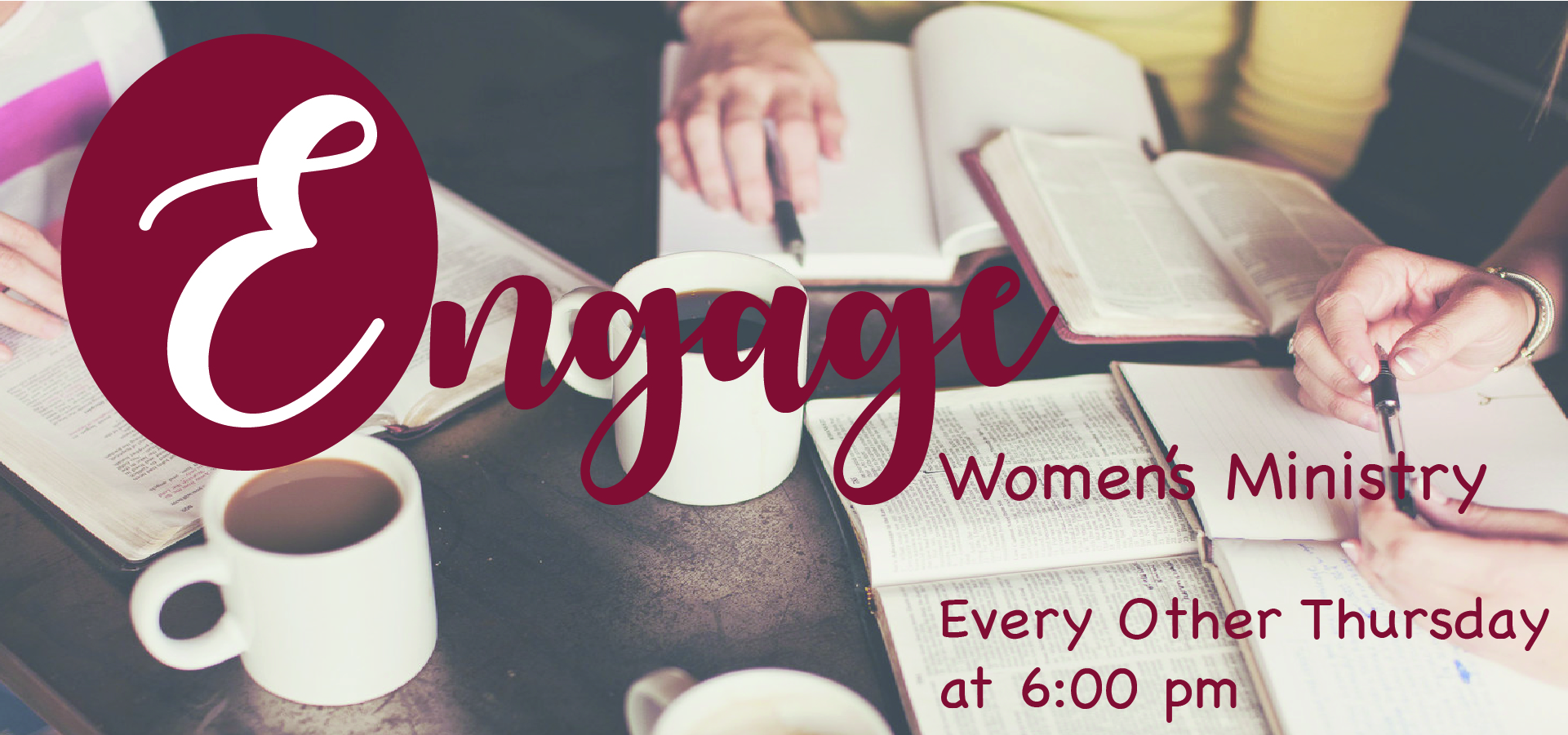 Engage Women's Ministry